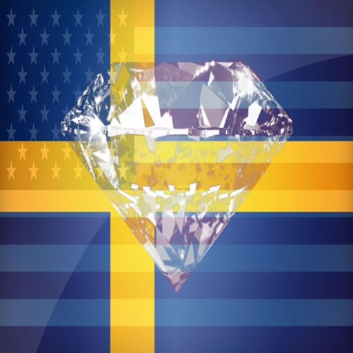 Swedish Phrases Diamond 4K Edition icon