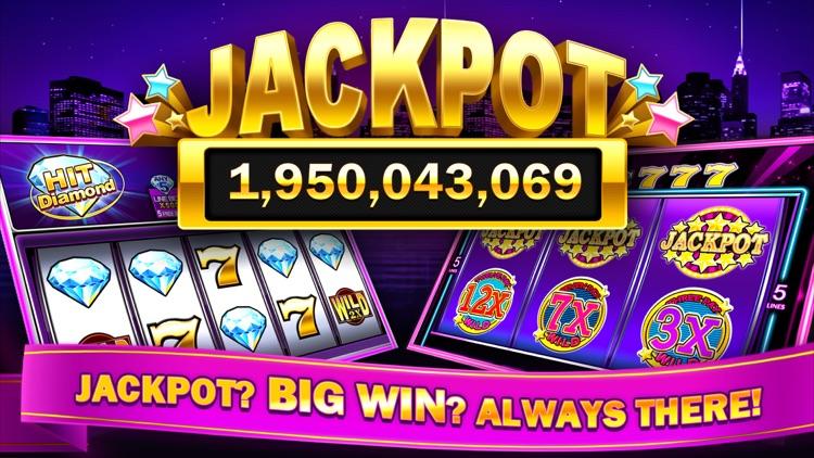 Slots - Classic Vegas Casino, BEST Slot Game screenshot-3