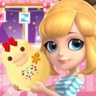 女生游戏-小公主装扮房间学做饭 icon