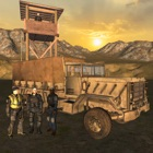 Off-Road Army Humvee 4x4 Transporter icon