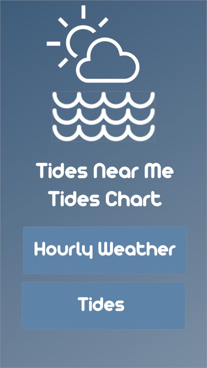 Tides Near Me Tides Chart screenshot-3