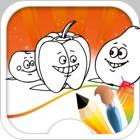 juego para niños  -  Libro de colorear icon