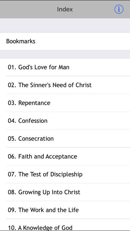 Steps to Christ - Written By Ellen G. White