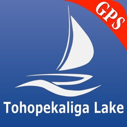 Lake Tohopekaliga GPS Nautical charts