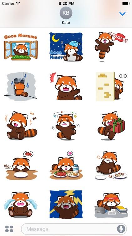 Firefox the Red Panda