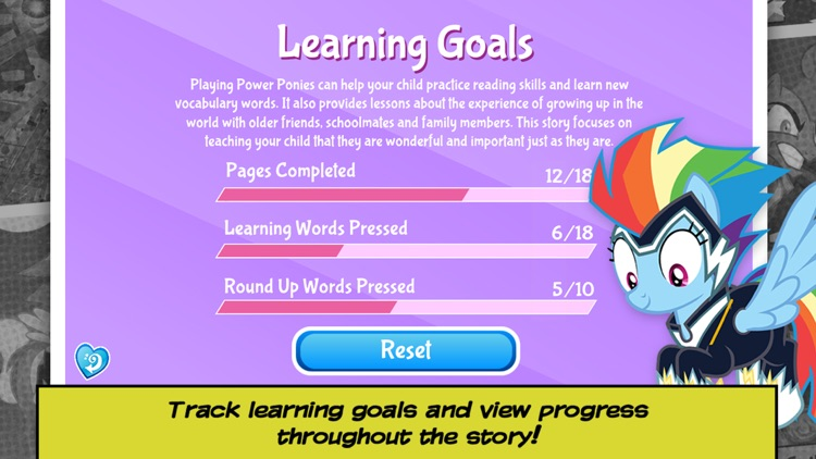 My Little Pony: Power Ponies screenshot-3