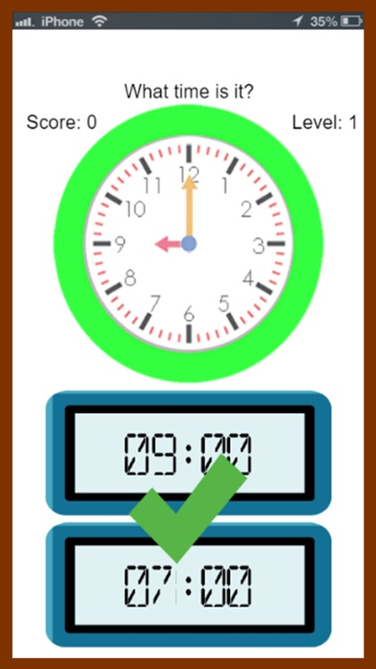 Learn To Tell Time For Kids screenshot-4
