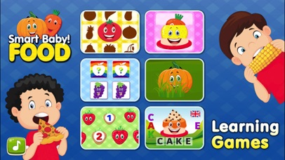 Kids Games for girls boys: ABC Learning baby games screenshot 2