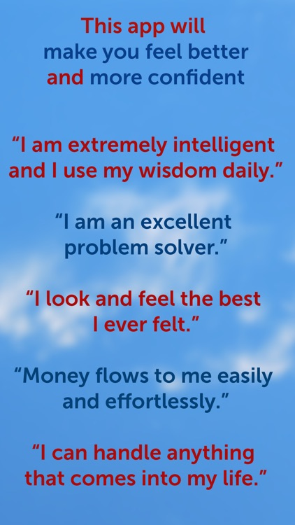 I Am Best : Powerful Positive Affirmations screenshot-3