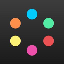 Ícone do app Circles Memory Game