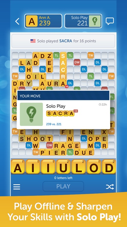 Words With Friends – Best Word Game screenshot-3