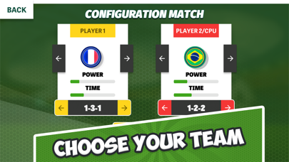 Ultimate Soccer Masters screenshot two