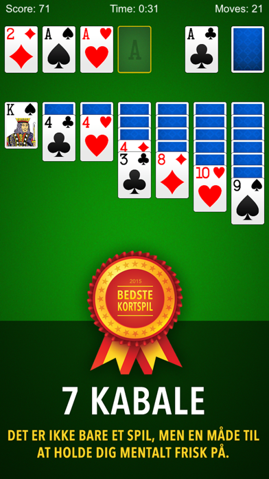 7 kabale solitaire download