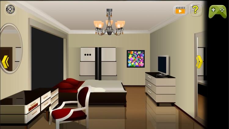 Escape Challenge:Escape the secret room 17