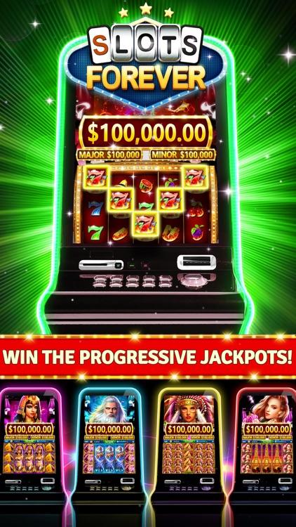 Slots Forever - Vegas Casino Slots with Bonus