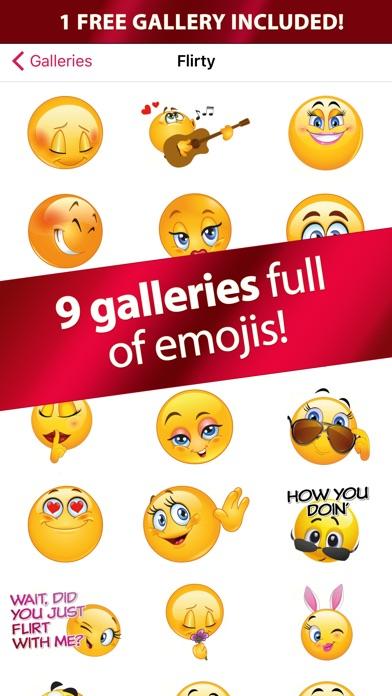 Flirty Dirty Emoji Adult Emoticons For Couples By Edb Group Ios