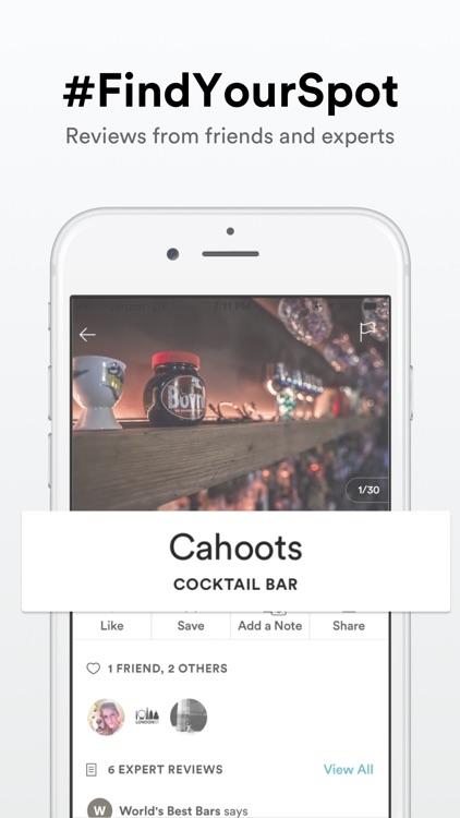 Spot: explore the best places screenshot-3