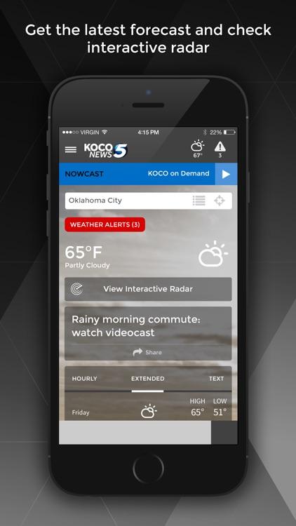 KOCO 5 News -  Oklahoma City news and weather