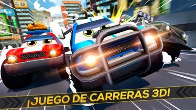 McQueen Speed CarsCaptura de pantalla de1