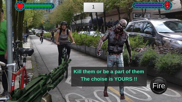 Zombie Enforcer – Killer of Lifeless Human screenshot-4