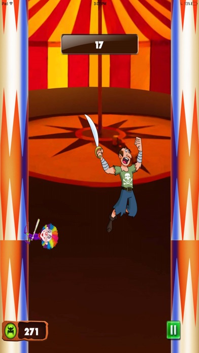 Clown Jump And Run screenshot 3