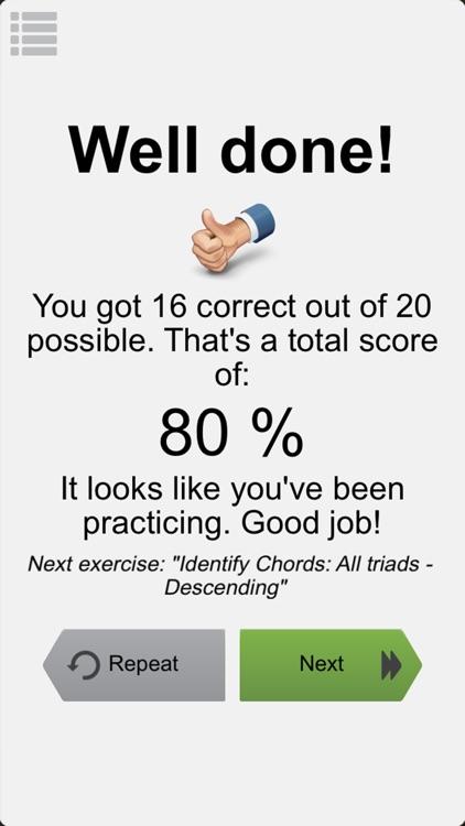 EarBeater - Ear Training screenshot-4
