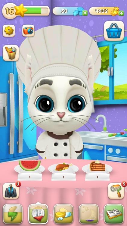 Oscar the Cat - Virtual Pet screenshot-4