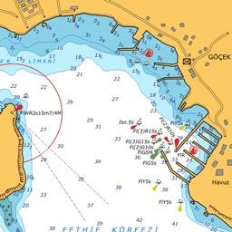 Marine : PUERTO RICO & BAHAMS GPS offline map