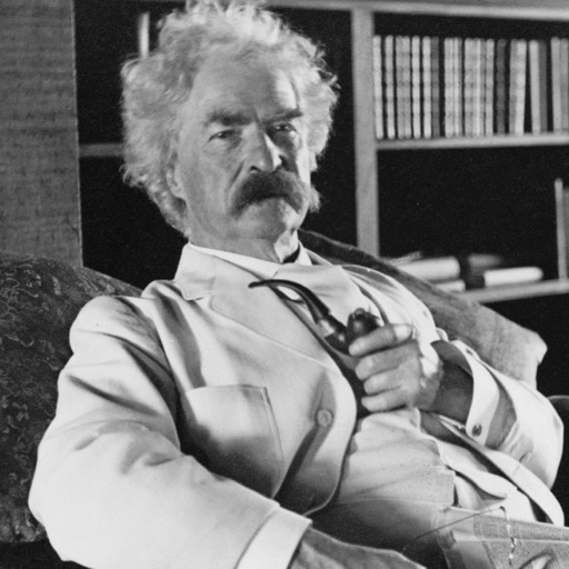 What Would Mark Twain Say? for iMessage