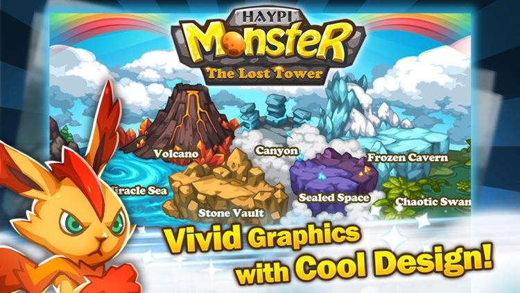 Haypi Monster- screenshot-3