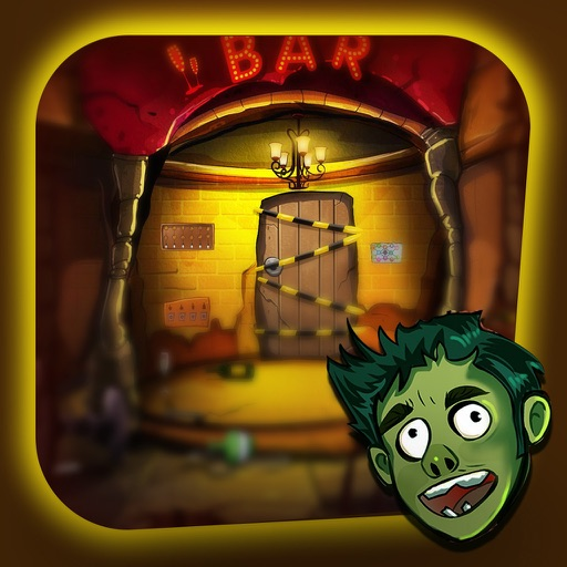 Can you Escape:The Zombies Are Back app logo