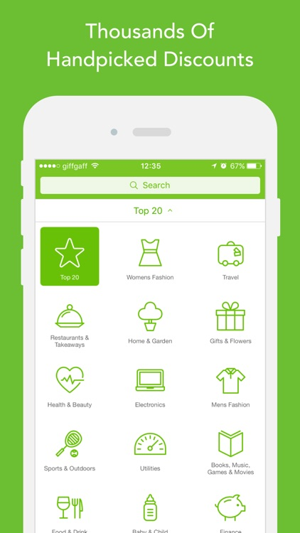 VoucherCodes - Money Saving Vouchers and Codes! screenshot-4