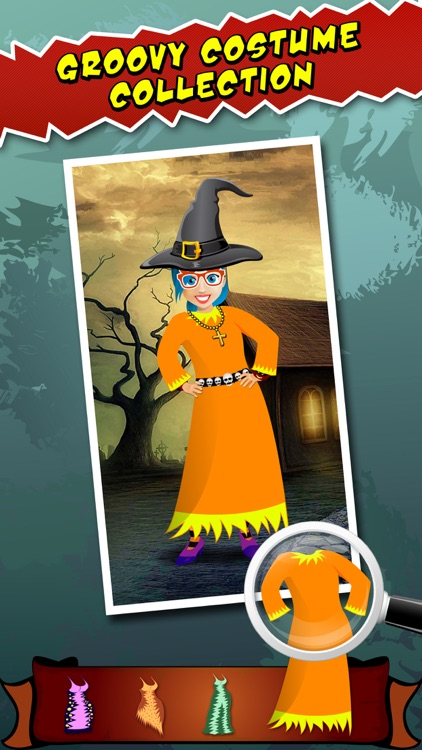 Makeover - Halloween Costumes & Christmas Dress Up