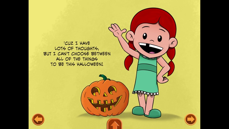 The ABC's of Halloween - A Little Lucy Adventure