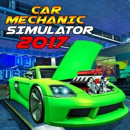 Car Mechanic Workshop Simulator 2017