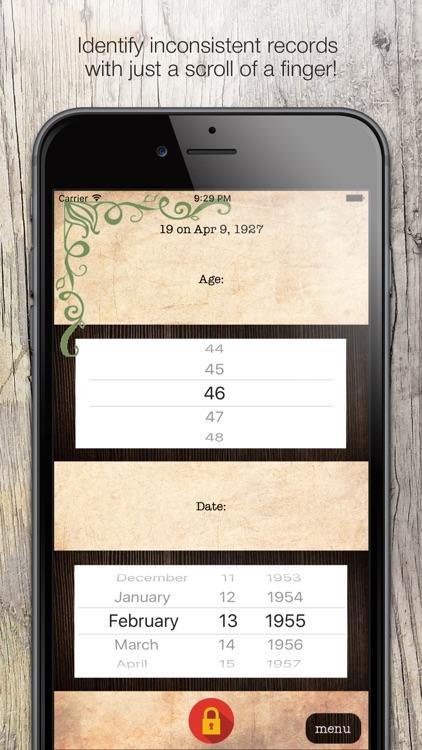 Age Calendar screenshot-3