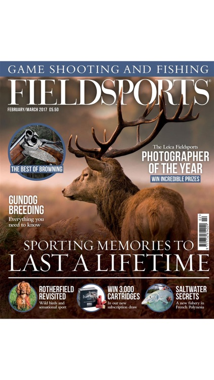 Fieldsports - the shooting & fishing magazine