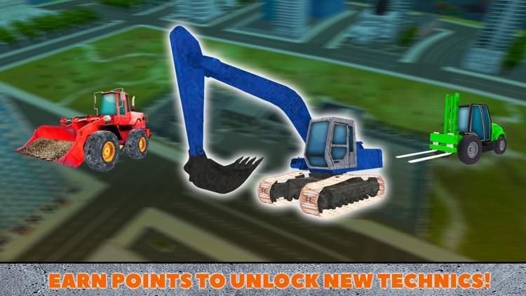 City Police Station Building Simulator 3D screenshot-3