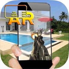Activities of Ego Gun Shooter Augmented Reality