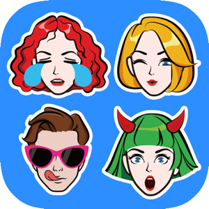Emoji Me Keyboard | Zmoji - Avatar Emojis & GIF app