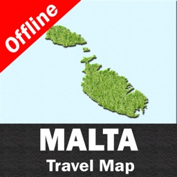MALTA – GPS Travel Map Offline Navigator