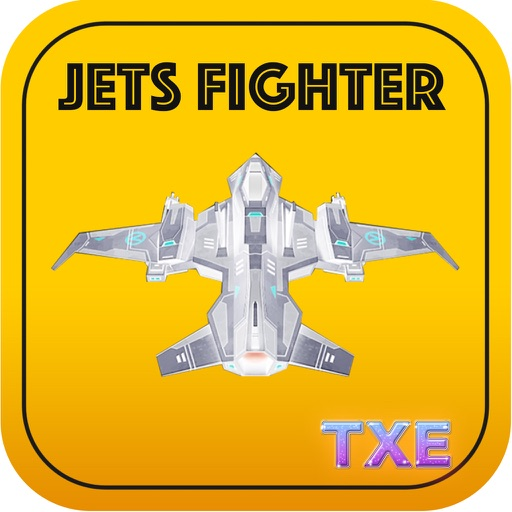 jets fighter force : classic plane bullet games iOS App