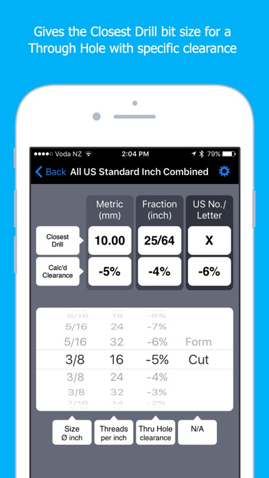 Drill And Tap Tool review screenshots