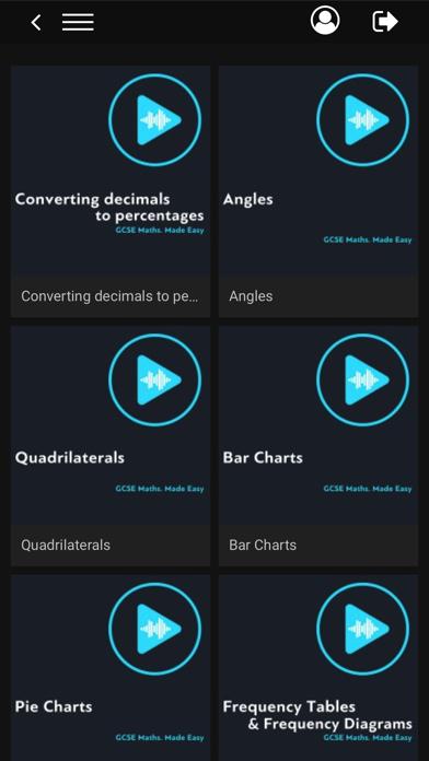 LearnThruMusic - GCSE revision screenshot three