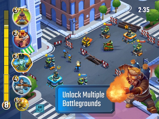 Blitz Brigade: Rival Tactics screenshot 8