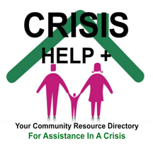 Crisis Help +, Your Community Resource Directory