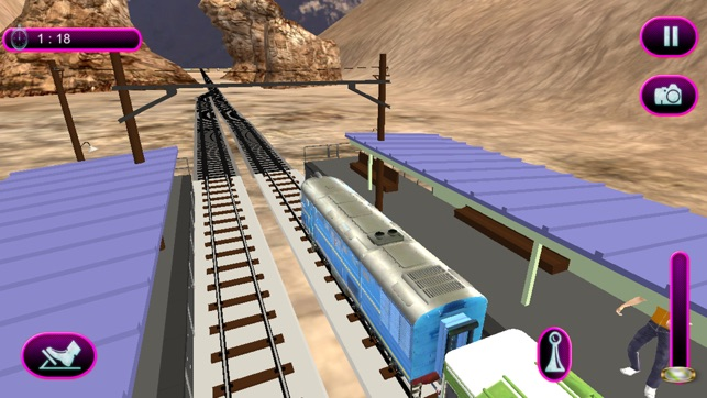 Train Driving Railway Simulator 3D on the App Store