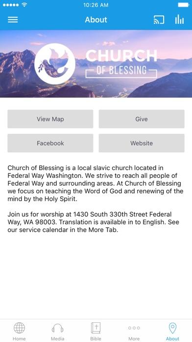 Church of Blessing screenshot 3