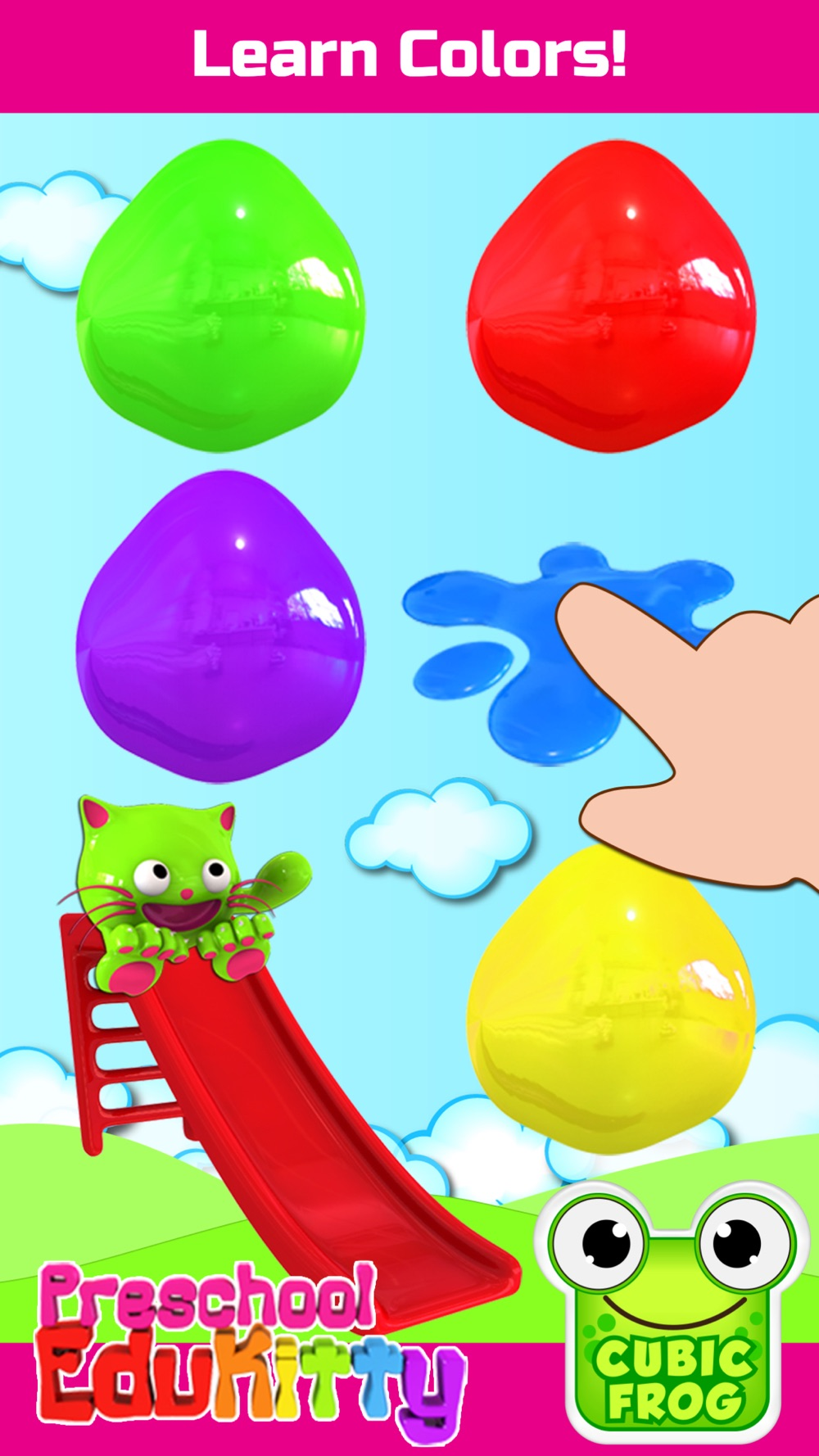 Toddler Learning Game-EduKitty Cheat Codes