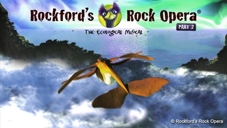 Rockford's Rock Opera 2 – Children's Musical Story